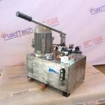 SG160-3-40 Бак Нержавейка, Электродвигатель Морское исполнение, Ручной насос;