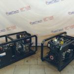 SG 150-20-30-DVS-Электро запуск, ручное дублирование;