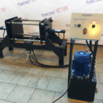 Станок СНЛ-3 в Комплекте с Гидростанцией+Шкаф автоматизации;